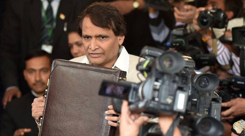 Scrap railway budget: Niti Aayog panel