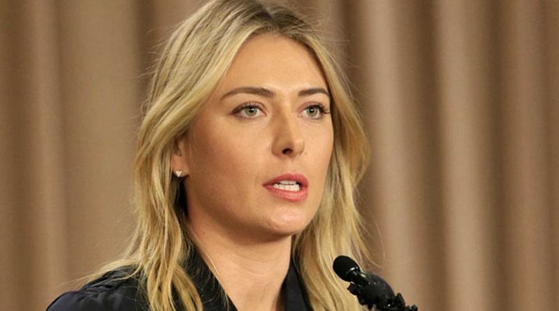 Maria Sharapova Banned For Two Years For Doping