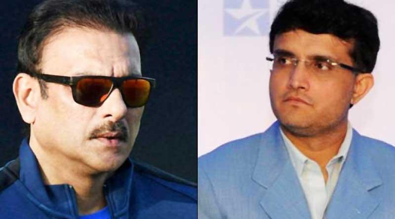 Sourav Ganguly hits out at Ravi Shastri
