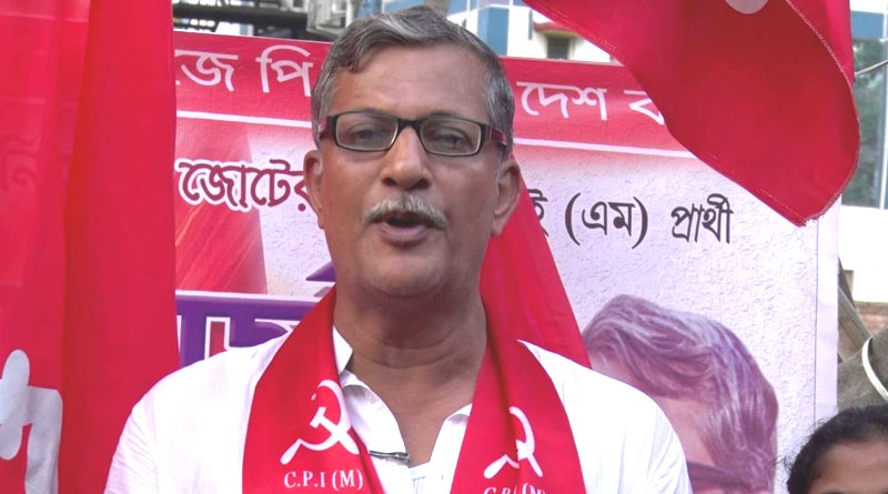 Tanmoy accused by CPM