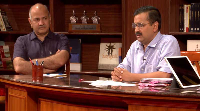 Delhi Turned Into India-Pakistan By Centre, Says Arvind Kejriwal on Talk to AK