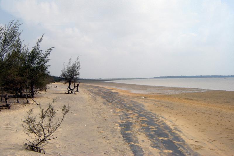 Bhitarkanika-Beach