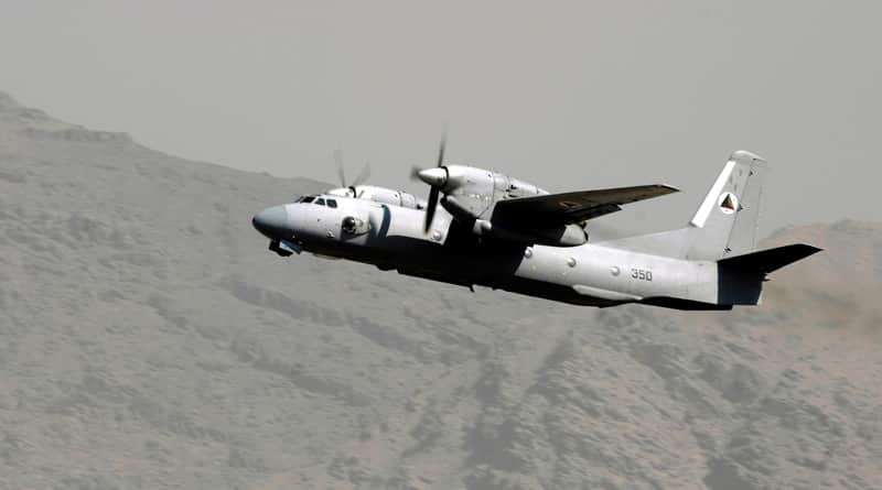 Indian Air Force plane with 29 on board goes missing