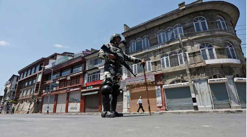 Kashmir Curfew and Shutdown Extended Till August 5