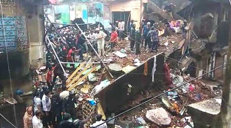 3-Storey Building Collapses at Bhiwandi Near Mumbai, 6 Dead