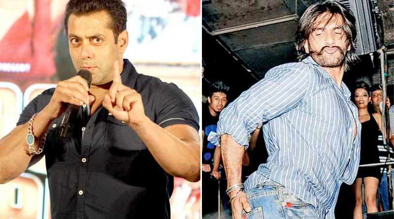 Salman Says He Wanted To Break A Chair On Ranveer's Head