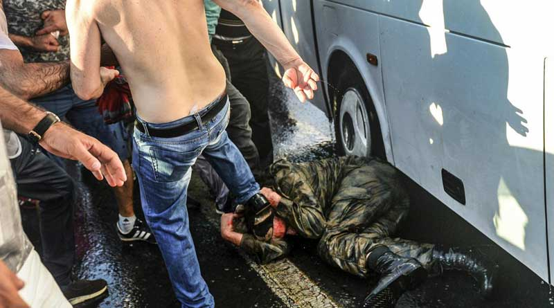 According to Amnesty, after Failed Turkey Coup, detainees beaten and raped