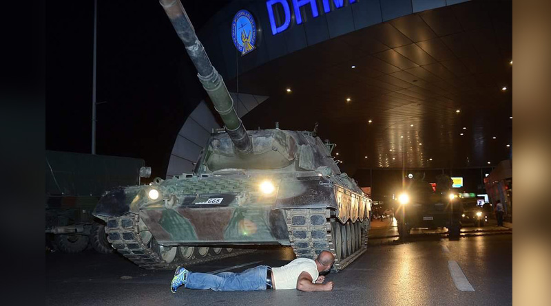 A Turkish army faction says it has
