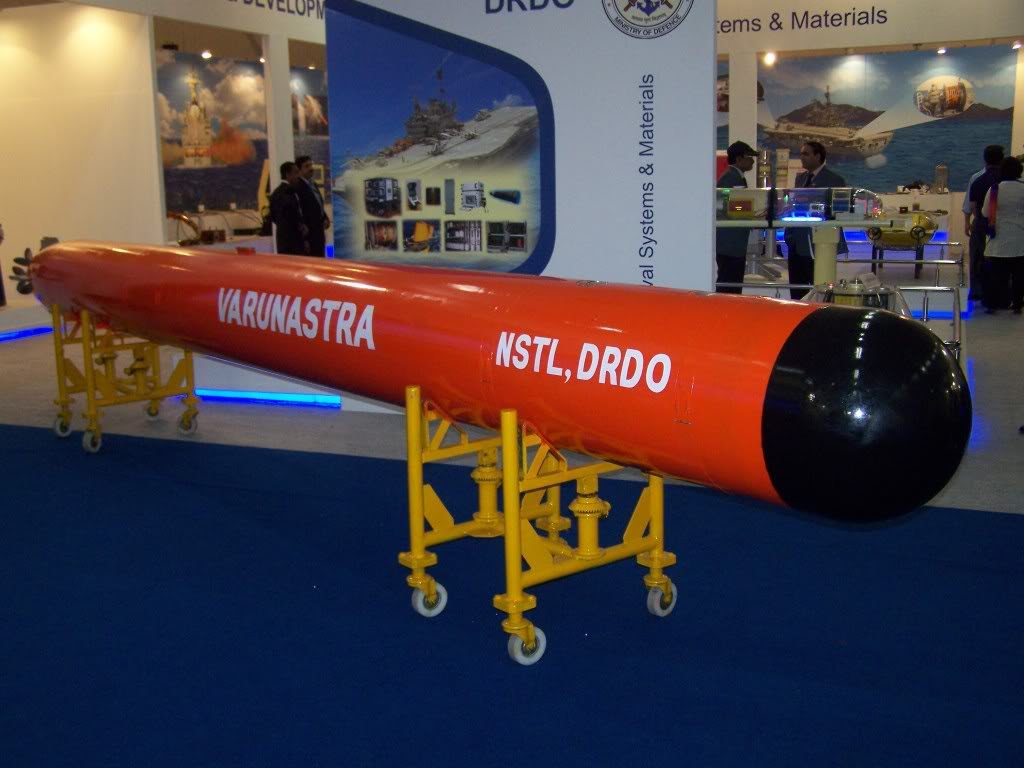 India is now also looking to export its new Varunastra anti-submarine torpedoes to Vietnam