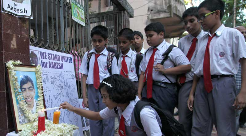 Kolkata Police today ruled out the murder theory in the Abesh Dasgupta death case