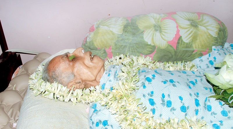 Football lovers will pay homage to Amal Dutta today
