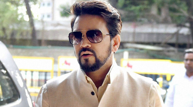 BCCI chief Anurag Thakur to join Territorial Army
