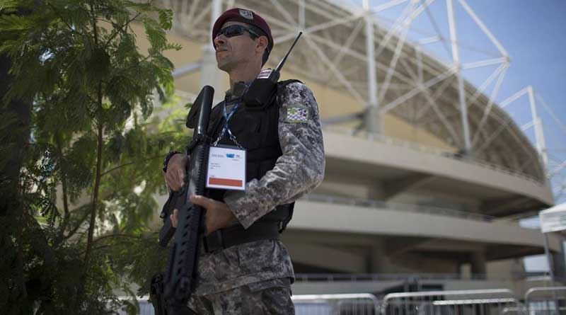 France Informed Of Planned Terror Attack On Rio Team: Report