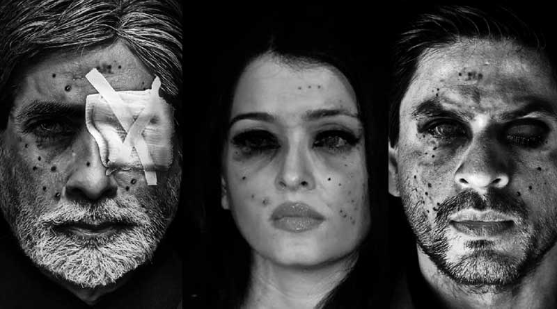 campaign featuring morphed Indian celebs images creates Controversy