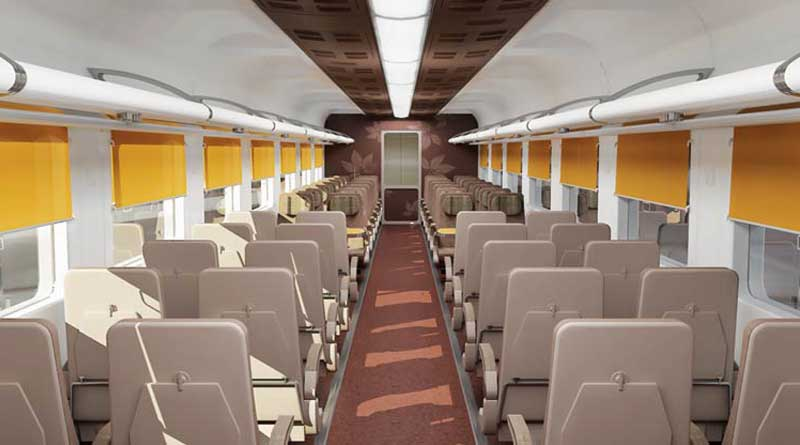 Upcoming Tejas coaches to feature entertainment units, Wi-Fi