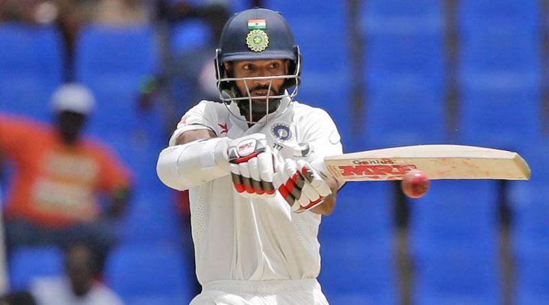 Shikhar Dhawan was upset not to get century