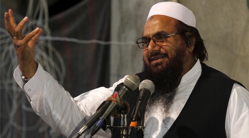 Violence in Kashmir will escalate, warns LeT terrorist Hafiz Saeed