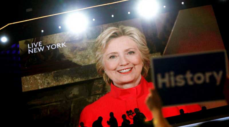 Donald Trump can't be trusted with nuclear weapons: Hillary Clinton