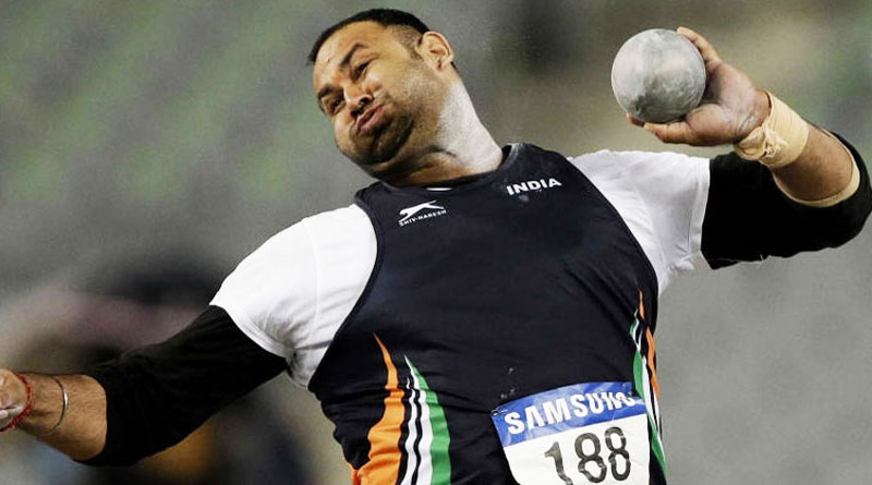 Shot-Putter Inderjeet Singh Clears Second Dope Test