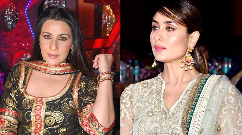 Here's how Saif Ali Khan's ex-wife Amrita Singh reacted to Kareena's pregnancy