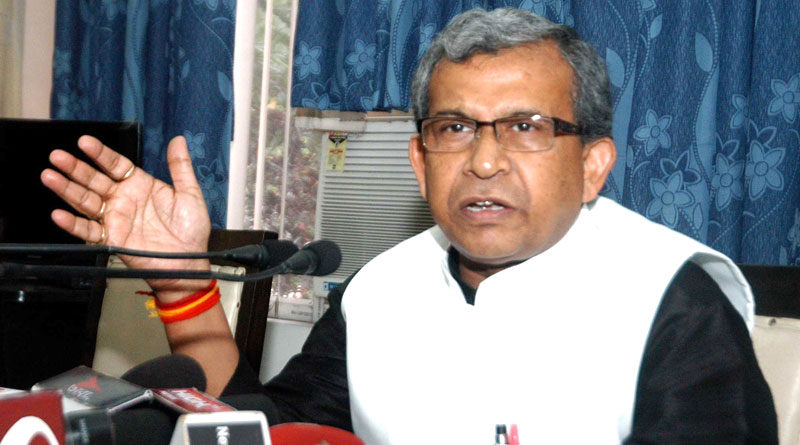 Without party's concent Manas took the position of chairman in PAC committee