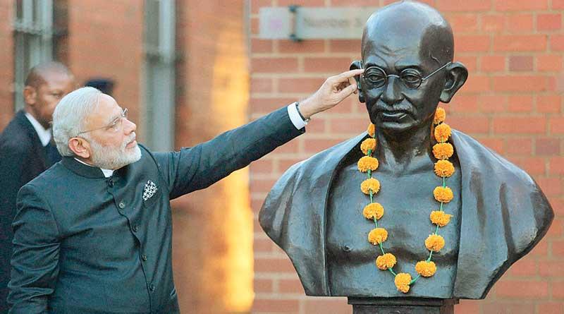 PM Modi in Johannesburg: South Africa is karmbhoomi of Mahatma Gandhi