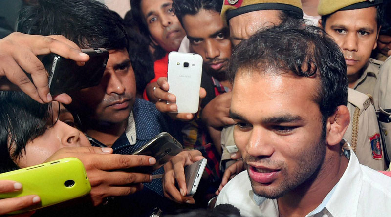 Wrestler Narsingh Yadav's Rio Olympics Campaign is at stake