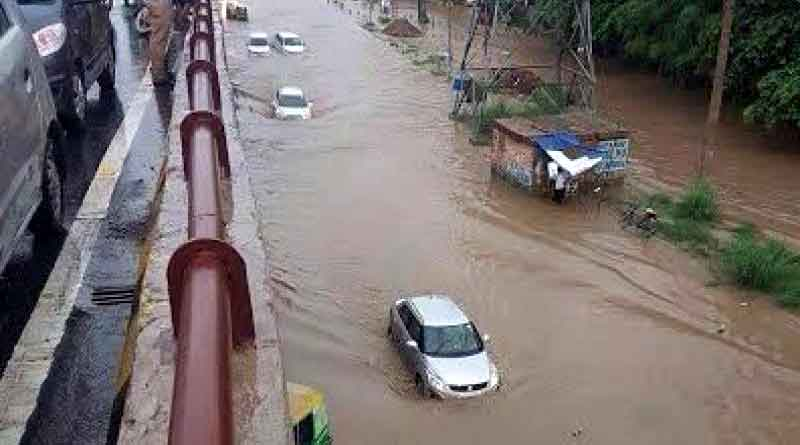 Two cities in the country had a very tough battle these last two days with the rains