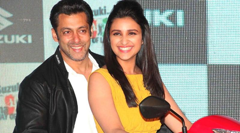 Parineeti Chopra to be Salman Khan's Rajjo in 'Dabangg 3'?