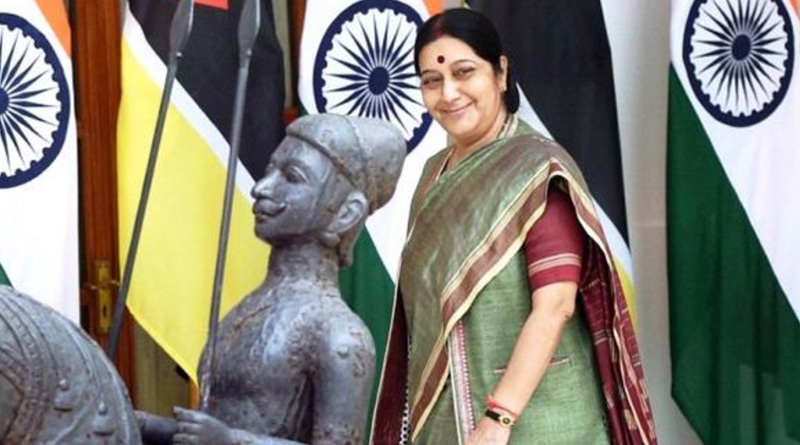 India will never sign the nuclear Non-Proliferation Treaty (NPT), External Affairs Minister Sushma Swaraj declared in the Lok Sabha