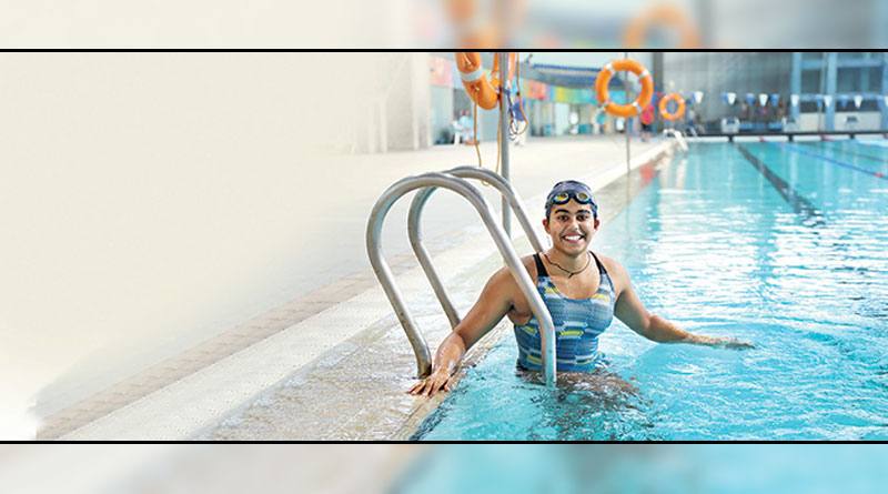 India's First Female Swimmer Shivani Kataria is going to Rio Olympic