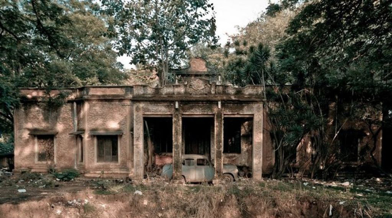 The House Which Still Make People Horrified