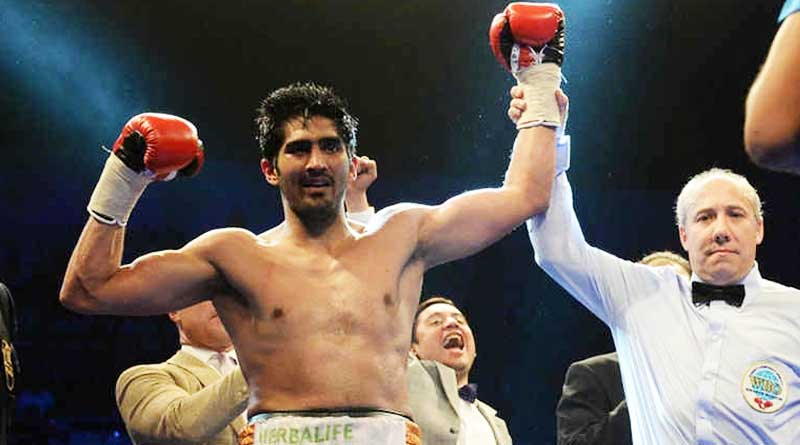Chinese boxer decides not to fight Vijender Singh