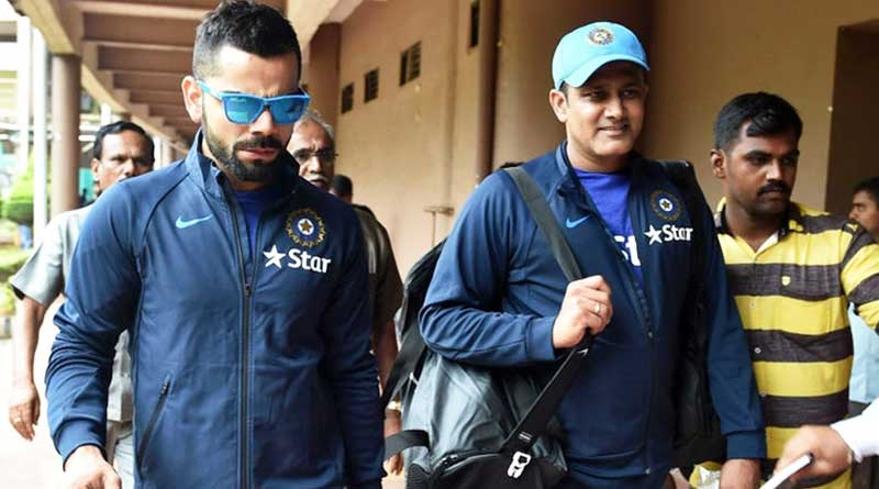 Virat Kohli wishes Garfield Sobers ahead of 2nd test against