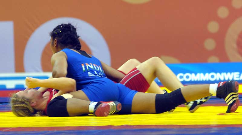 No female physio to accompany India's women wrestlers to Rio
