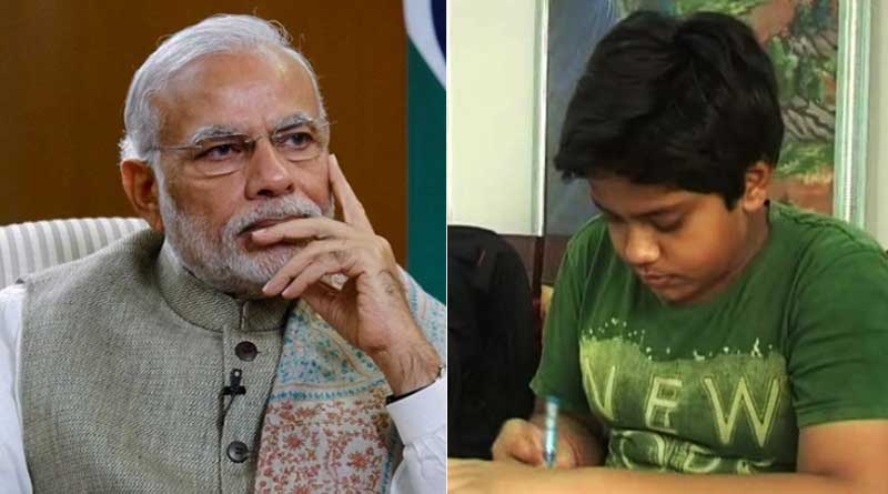 Boy Wrote To PM. Here's What Happened