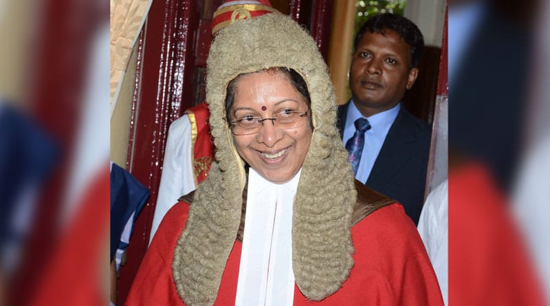 Manjula Chellur named new Bombay High Court Chief Justice