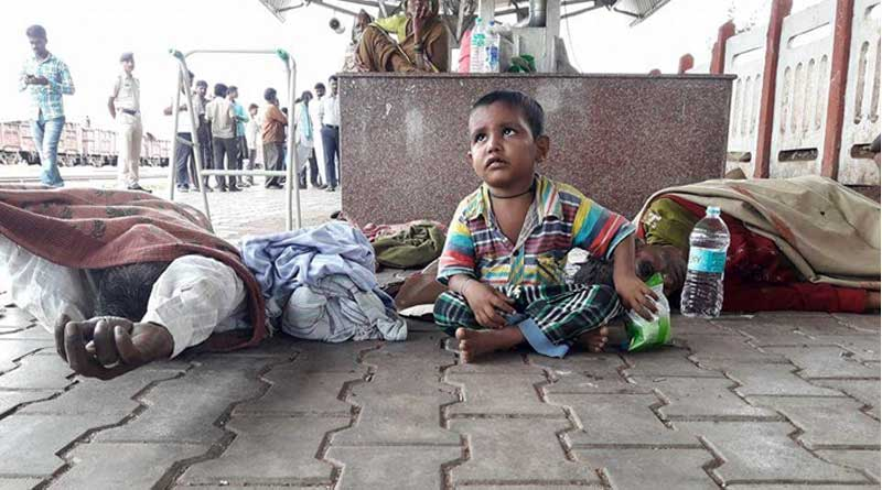 Boy Found Playing Next To His Parents' Dead Bodies At Karnataka Station