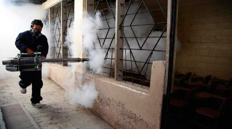 Bidhannagar Municipal Corporation will inspect all the schools in Salt Lake next week to take stock of their preparedness to fight diseases spread by mosquito.