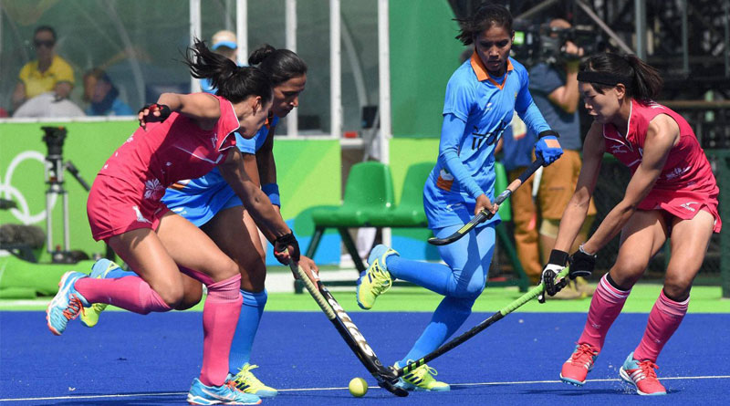 India's women hockey team play out 2-2 draw against Japan