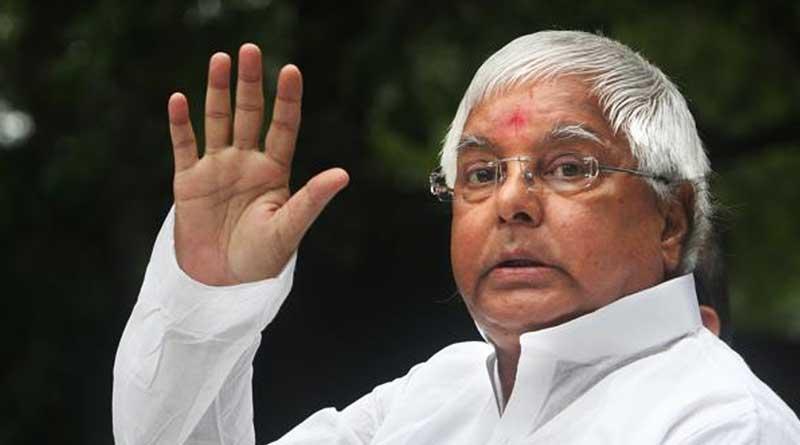Murder accused Nitish Kumar dancing on BJP's tune: Lalu