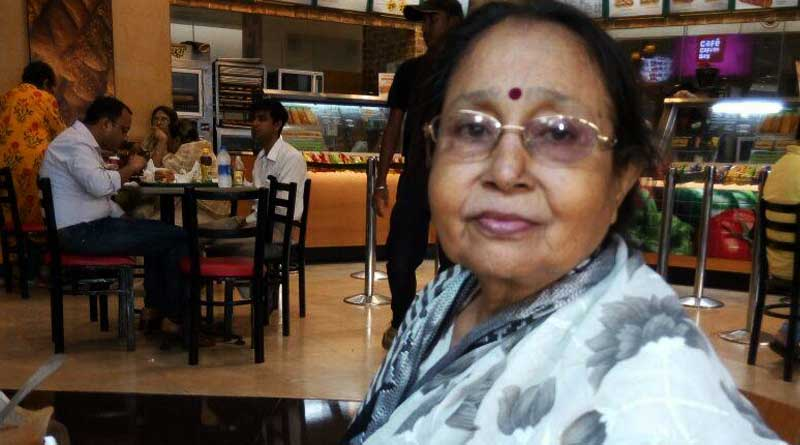 Old woman died for heavy noise of crackers at Jadavpur