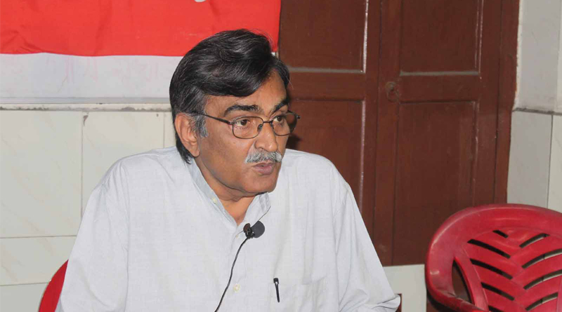 The people are not influenced by political slogan: Surjya Kanta Mishra