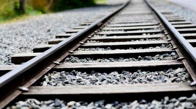 Why there's always a Ton of Crushed Stones between Train Tracks