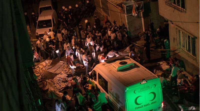 Terror attack in Istanbul
