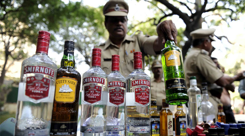 Restriction issued by Excise Department of West Bengal Government for liquor shop owner who selling alcohol to the teenagers