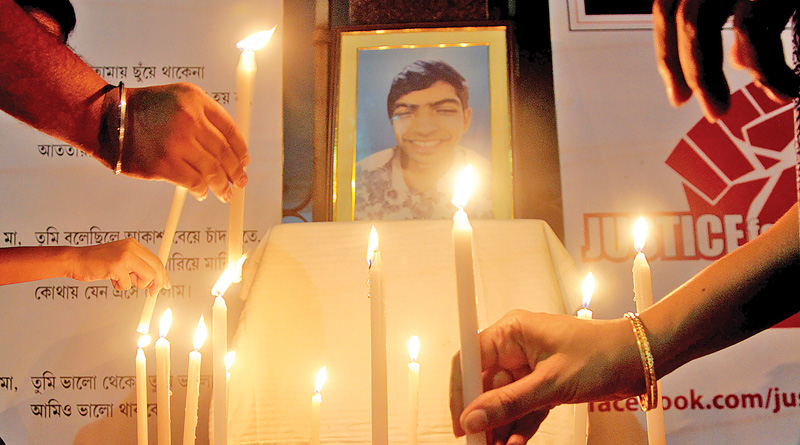 Rimjhim Dasgupta's Exclusive Write Up About Her Dead Son Abesh