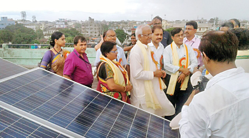 State's Government Schools To Get Solar Power Electricity