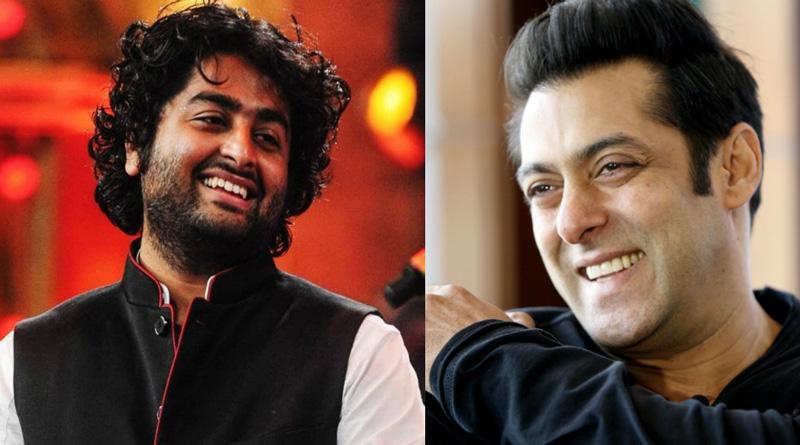 Arijit Singh Soon To Record A Song For Salman Khan Again