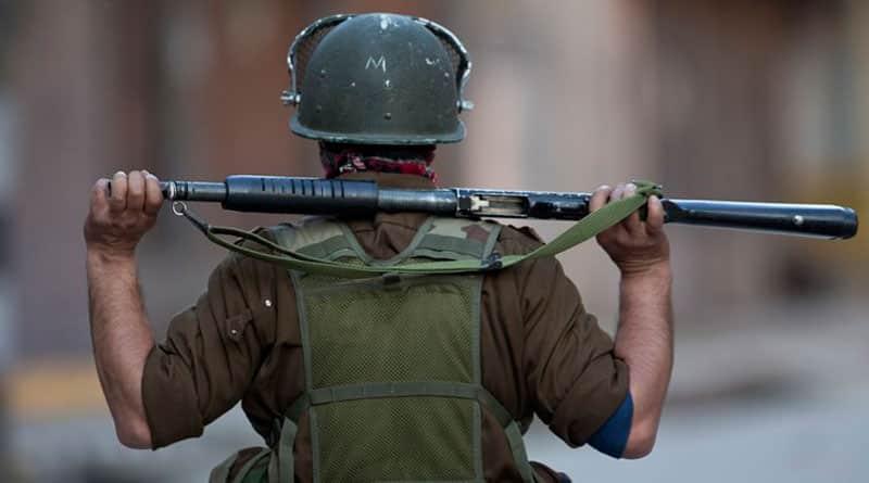 Broadband internet services were suspended across Kashmir